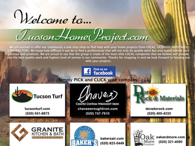 Tucson Home Project